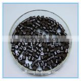 Shining black low temperature CO shift catalyst used in hydrogen making plant