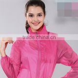Factory direct sales 380T Waterproof nylon taffeta fabric for garment lining, suit,down jacket and proof coat