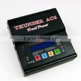 THUNDER 100-240V Input 1-6S 5A Dual Power LiPo/LiFe Balance Charger/Discharger AC6