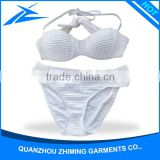 Alibaba Products Swimwear Manufacturers Attractive Pretty Deisgn Thong Tankini Girl Triangle Bikini