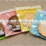 Plastic Cookie Packing Pastry Bakery Packaging Food Bag Disposable Baking Supplies Wholesale