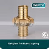 Brass fire hose coupling suppliers