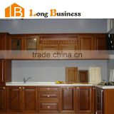 Maple wood solid wood design kitchen cabinet suppliers                                                                                                         Supplier's Choice