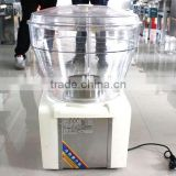 automatic plastic juicer dispenser/plastic bowl juicer dispenser(CE approved)