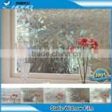 house window tint stained glass printing adhesive sticker stained glass decorative film self adhesive window film