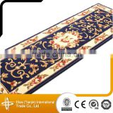 2015 New Design Machine Washable Wilton Wool Yarn Carpet