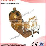 hominggame horse rides / kids ride coin operated horse ride / coin operated kiddie rides