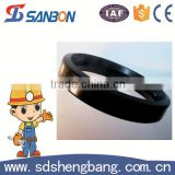 ISO 9001 factory Concrete pump parts neoprene rubber ring rubber gasket