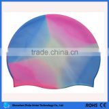 china silicone swimming cap for diving athletes