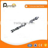 Engine spare parts 4BD1 Camshaft for ISUZU