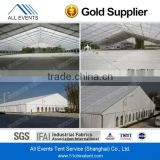 Used industrial tents