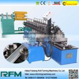 Metal steel track and stud roll forming machine with punch                                                                         Quality Choice