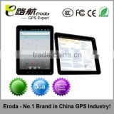 8''MID latest touchscreen A9 Capacitive 5 point multi touch screen ,support 3Dgame