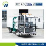 OR-DT-A Hydraulic system garbage transfer truck from China garbage transfer truck manufacturer