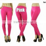 Women's Sexy Seamless Opaque Essential Long Ankle Length Leggings Tights Pants L1008