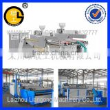 PE air bubble film extrusion line/PE air bubble film making machine/plastic film machine