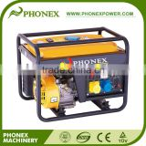 Phonex Gasoline Generator 2500 Watts 2.5KVA Honda 3 Phase Generator Electric Power Generator