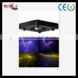RGB Stage Lighting LED Sector 8 Eyes Effect Light Starry Sky Lighting