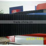 CNC machine bellow covers made in China