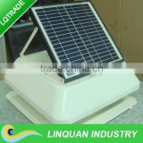 20 watt roof mounted solar attic ventilation fan