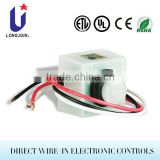 Photoelectric Switch With Relay Switch Outdoor Led Light With Photocell Electronic Photo Control