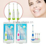 Teeth Tooth care New Electric Automatical Toothbrush + 3 Replacement Brush Heads