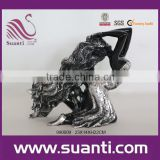 high quality Women metal custom bookends