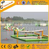Commercial inflatable beach water volleyball court A9019B