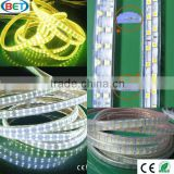 Ip67 Waterproof Outdoor Decorating High Voltage 120v Led Strip Light 5050 led module waterproof