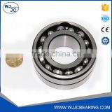 fire blanket roll bearing, 4044DM double row angular contact ball bearing