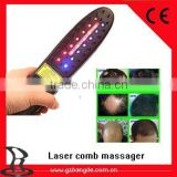 BD-H001 New laser Electronic Comb Massager Hair Growth