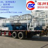 100% Original Top Quality Water Well Drilling Rig -Truck Mounted Hydraulic 300M Deep Water Well Drilling Machine For Sales