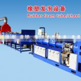 insulation rubber sheet and hose extrusion production line