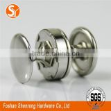 Factory Outlets cheap customized nickel round rivet magnetic button