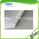 2016 hot selling Eco Solvent Media WER flex banner sample