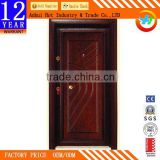 Unique Design Fashion Armored Steel Door Factory Direct Rolling Door Motor High Quality Stormproof Turkry Door