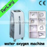 Oxygen Skin Care Machine Hot Selling!!!Strong Pressure Water Oxygen Spray Oxygen Jet Peel Machine
