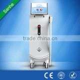 top quality cooling system diode laser 808nm hair removal laser equipment continuously use in summer without air condition