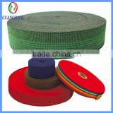 china custom manufactory polyester cord strapping