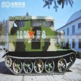 XF131-JY-100 type forest fire fighting vehicle
