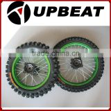 12/14/17 inch tire/tyre/pit bike wheel/dirt bike wheel/aluminium wheel/CNC rim