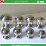 standing metal balls with base 6mm-1000mm