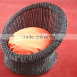 Wholesale Pet Products Rattan/Wicker Cat Dog Bed