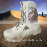 desert leather camouflage oxford cloth waterproof liberty jungle boots/safety shoes price FT-2118D-R