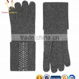 Women mongolian cashmere gloves 100 Cashmere Gloves