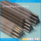 China supplier E308-16 E308-15 E308-17stainless steel welding electrode 3.2mm 4.0mm
