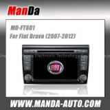 Manda 2 din car dvd gps for Fiat Bravo (2007-2012) in-dash sat nav touch screen dvd gps autoradio