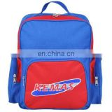 low price school backpack bag with your own design