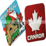 Canada Soft PVC Fridge Magnets for Home Decoration