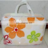 importer's favorite PVC blanket bag